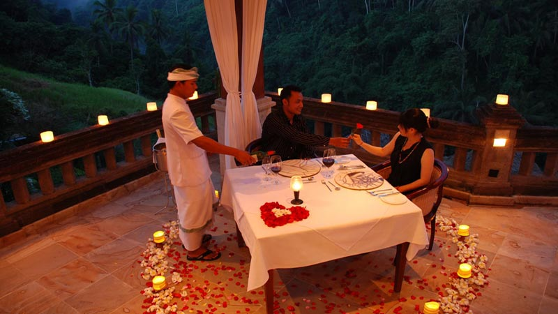 Romantic Month to Visit Bali