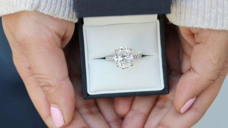 5 Ways to Care for Your Engagement Ring