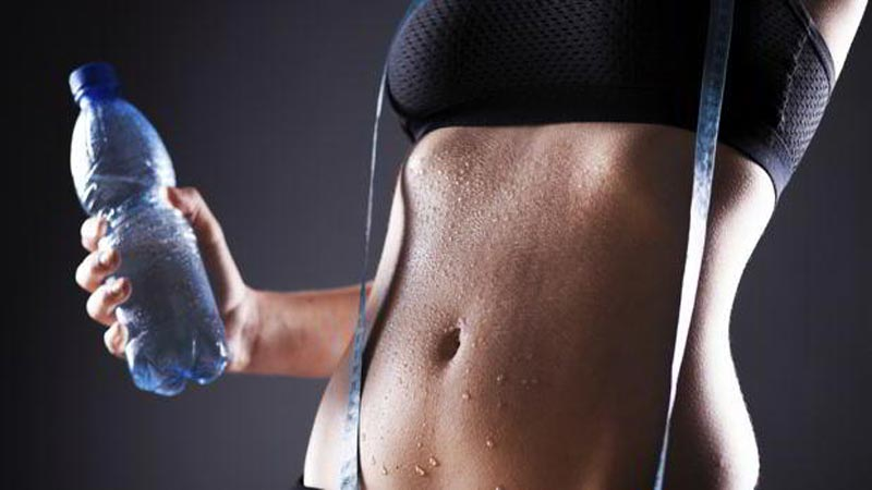 Benefits of Sweating While Waist Training